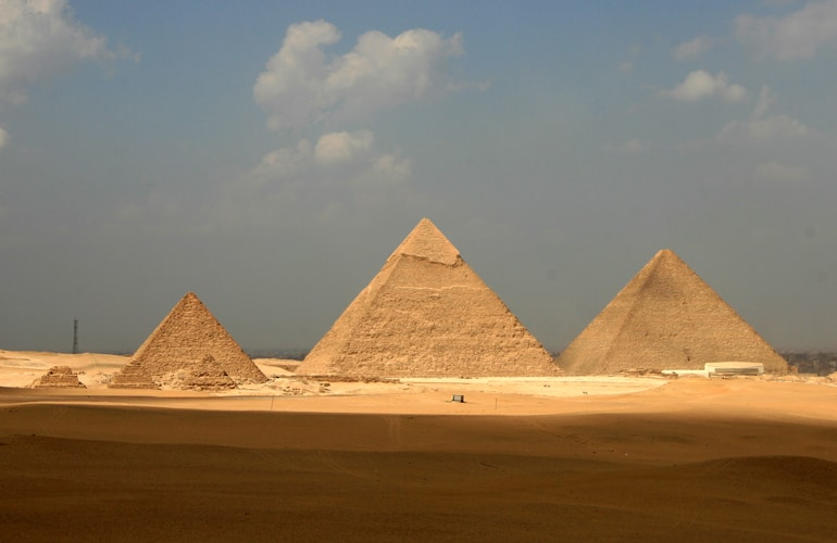 Egypt Day Tours | Pyramids of Giza