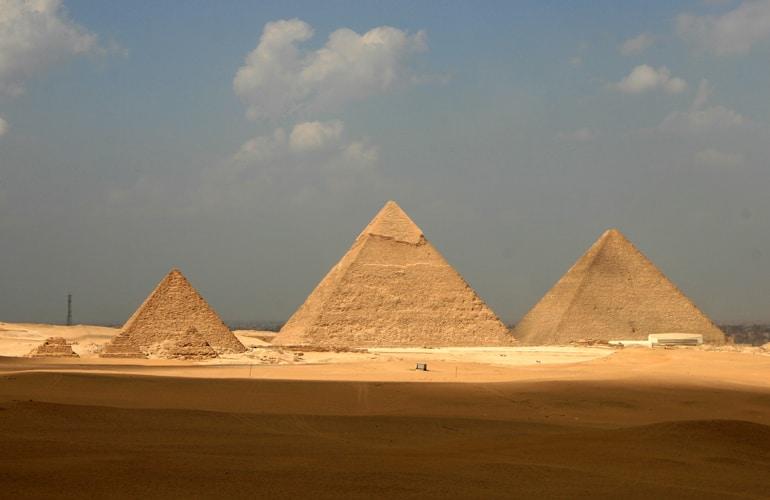 Egypt Day Tours | Pyramids of Giza