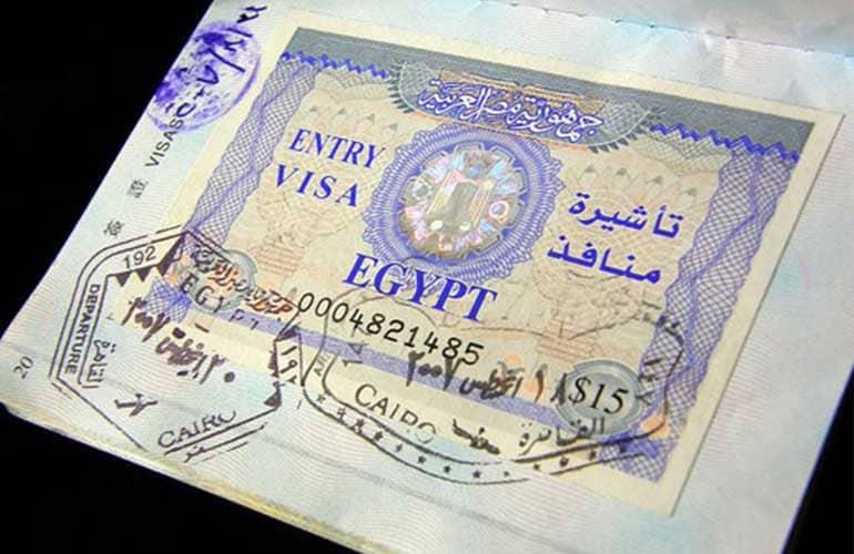 Egypt Visa Requirements Egypt Visa On Arrival Egypt Visa Online