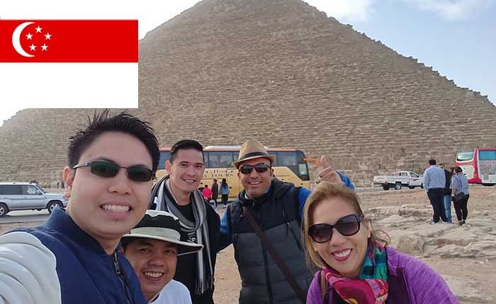 Egypt Tour Packages From Singapore Egypt Tours From Singapore