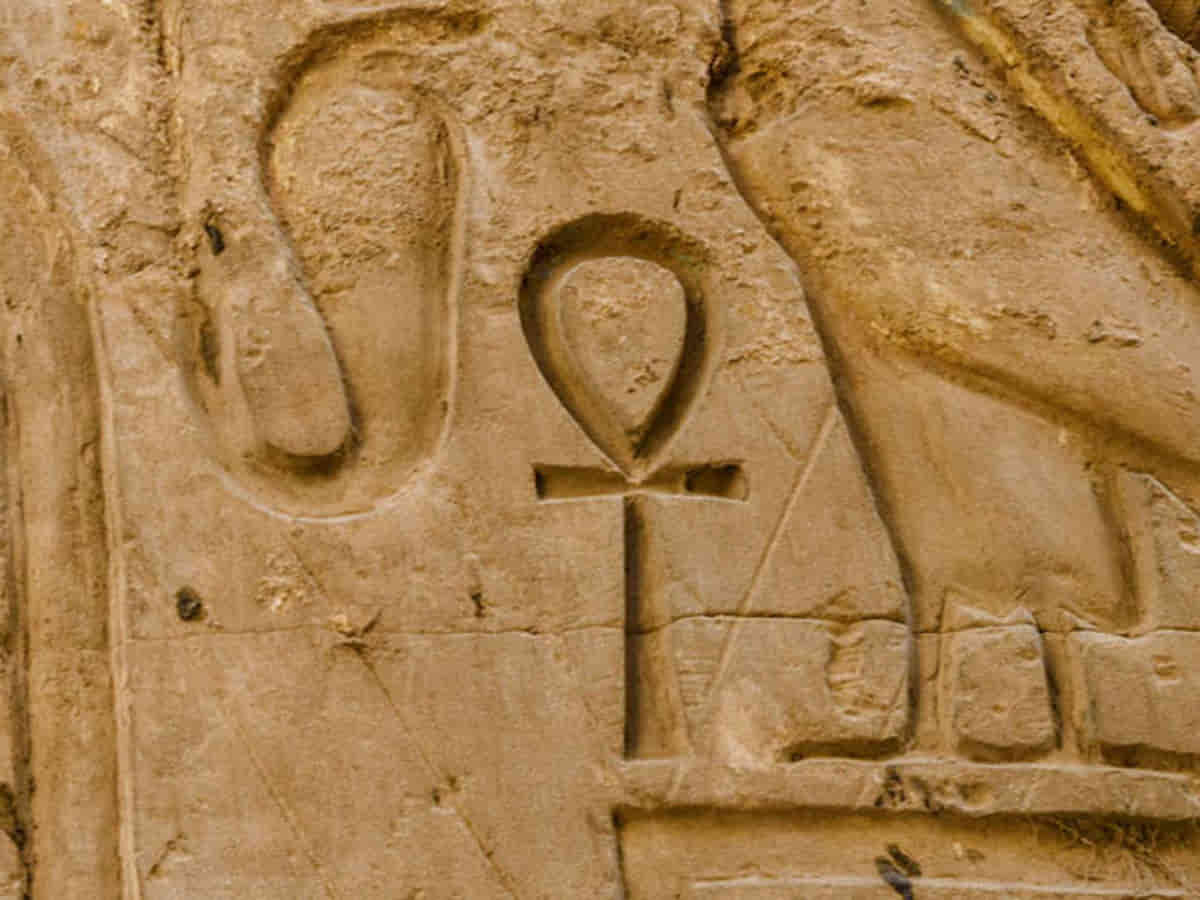 The Ankh Symbol - The facts & meaning of the Egyptian Cross